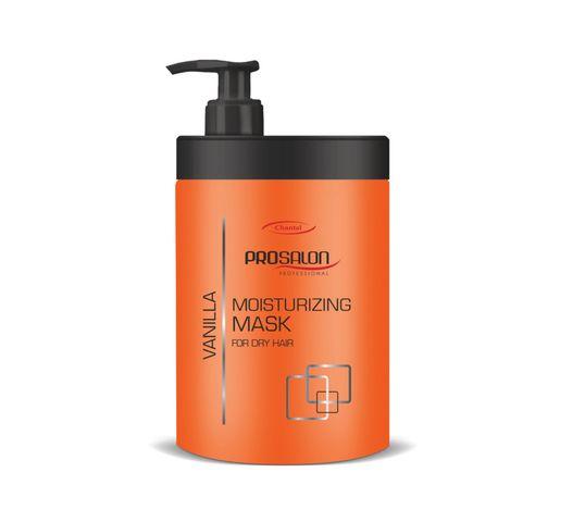 Chantal Prosalon Moistrurizing Mask For Dry Hair maska nawilżająca do włosów Wanilia 1000g