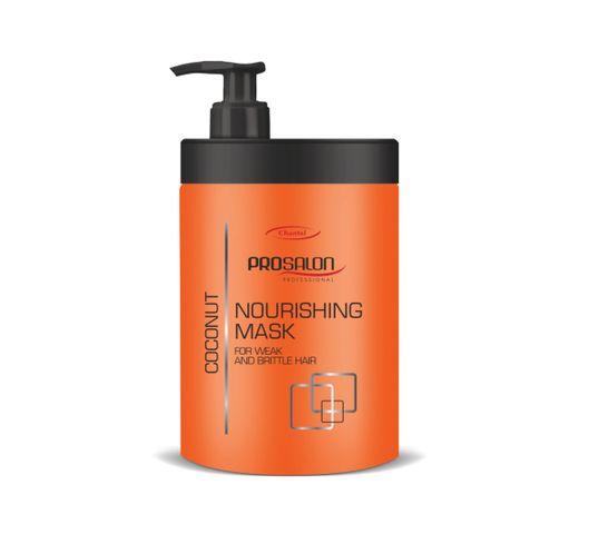 Chantal Prosalon Nourishing Mask For Weak And Brittle Hair maska odżywcza do włosów Kokos 1000g