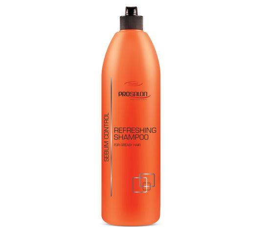 Chantal Prosalon Refreshing Shampoo For Greasy Hair szampon odświeżający do włosów 1000g