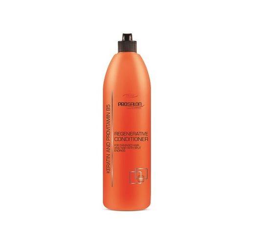 Chantal Prosalon Regenerative Conditioner For Damaged Hair odżywka regenerująca Prowitamina B-5 & Keratyna 1000g