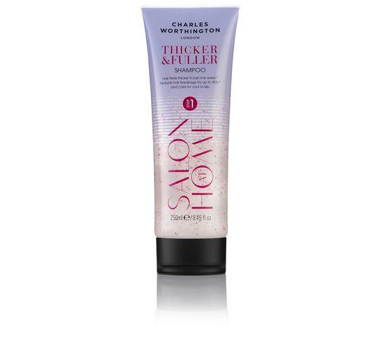 Charles Worthington Salon At Home Thicker & Fuller Shampoo szampon zagęszczający włosy 250ml