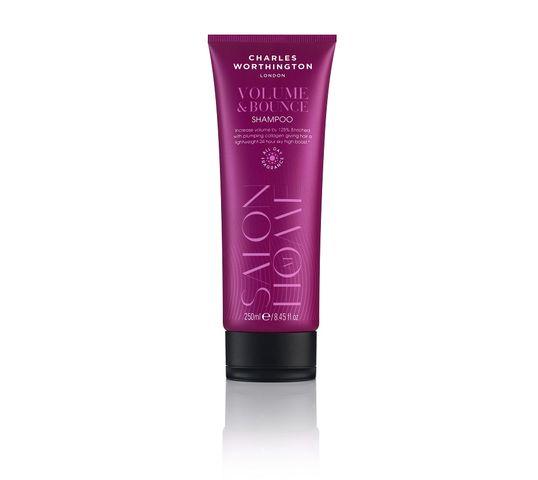 Charles Worthington Salon At Home Volume & Bounce Shampoo szampon nadający objętość i unoszący włosy 250ml