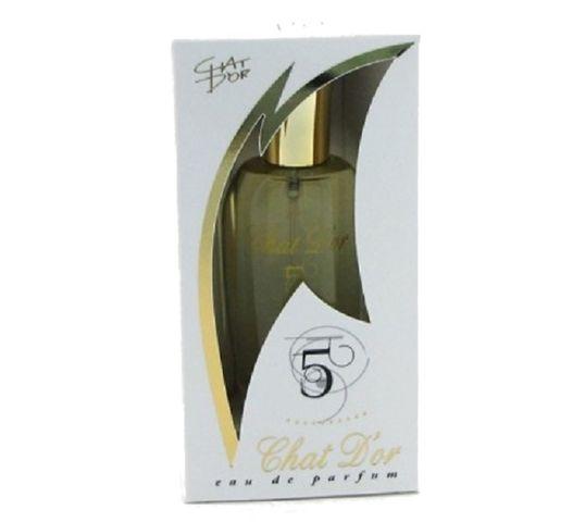 Chat D'or 5 woda perfumowana spray 30ml