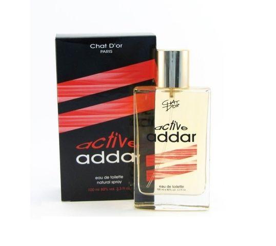 Chat D'or Active Addar woda toaletowa spray 100ml
