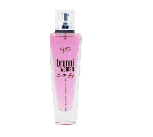 Chat D'or Brunni Butterfly Woman woda perfumowana spray 75ml