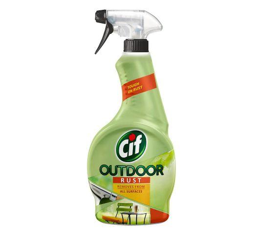 Cif Outdoor Rust płyn przeciwko rdzy spray 450ml