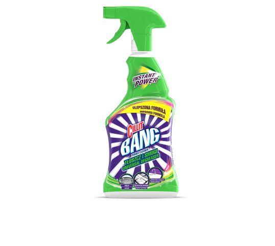 Cillit Bang Power Cleaner Tłuszcz i Smugi spray (750 ml)