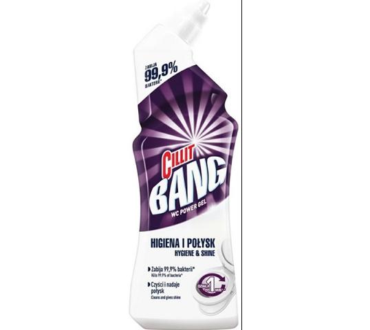 Cillit Żel do toalet - Higiena i Połysk (750 ml)