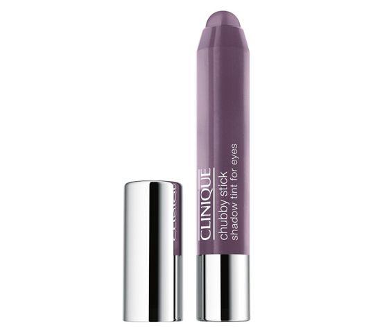 Clinique Chubby Stick Shadow Tint For Eyes - cienie do powiek w kredce 09 Lavish Lilac (3 g)