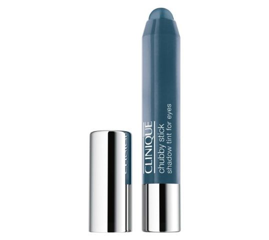 Clinique Chubby Stick Shadow Tint For Eyes - cienie do powiek w kredce 10 Big Blue (3 g)
