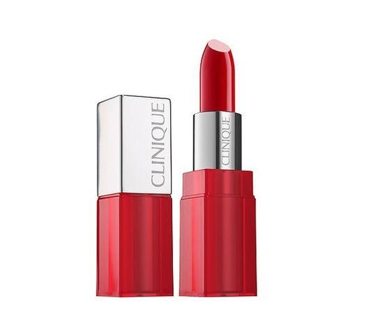 Clinique Pop Glaze Sheer Lip Colour Primer pomadka do ust z bazą 03 Fireball Pop 3,9g