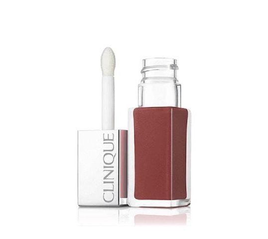 Clinique Pop Lacquer Lip Colour Primer pomadka do ust Cocoa Pop 6ml
