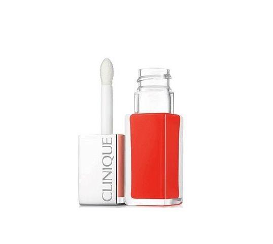 Clinique Pop Lacquer Lip Colour Primer pomadka do ust Happy Pop 6ml