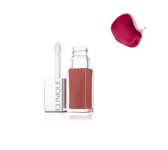 Clinique Pop Liquid Matte Lip Colour Primer płynna pomadka do ust z bazą 03 Candied Apple Pop 6ml