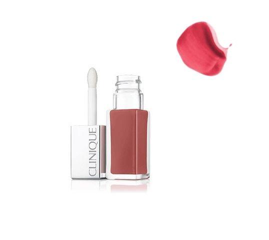 Clinique Pop Liquid Matte Lip Colour Primer płynna pomadka do ust z bazą 04 Ripe Pop 6ml