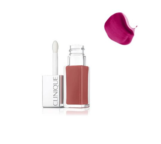 Clinique Pop Liquid Matte Lip Colour Primer płynna pomadka do ust z bazą 05 Sweetheart Pop 6ml