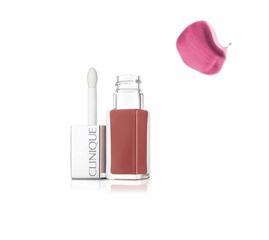 Clinique Pop Liquid Matte Lip Colour Primer płynna pomadka do ust z bazą 06 Petal Pop 6ml