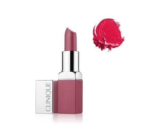 Clinique Pop Matte Lip Colour Primer pomadka do ust z bazą 03 Ruby Pop 3,9g