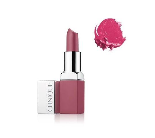 Clinique Pop Matte Lip Colour Primer pomadka do ust z bazą 06 Rose Pop 3,9g
