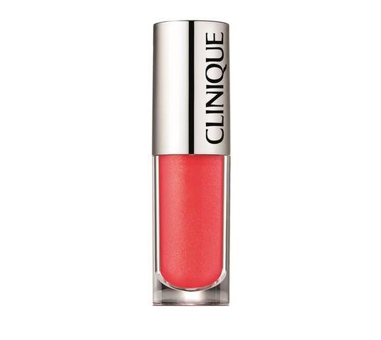 Clinique Pop Splash Lip Gloss + Hydration – nawilżająca pomadka do ust w płynie 12 Rosewater Pop (4,3 ml)