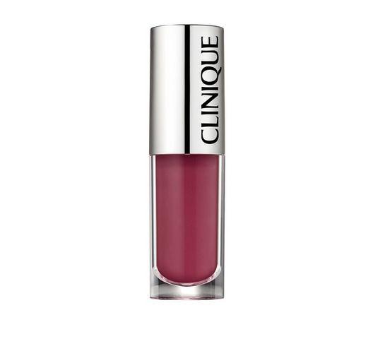 Clinique Pop Splash Lip Gloss + Hydration – nawilżająca pomadka do ust w płynie 17 Spritz Pop (4,3 ml)