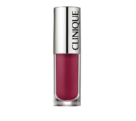 Clinique Pop Splash Lip Gloss + Hydration – nawilżająca pomadka do ust w płynie 18 Pinot Pop (4,3 ml)