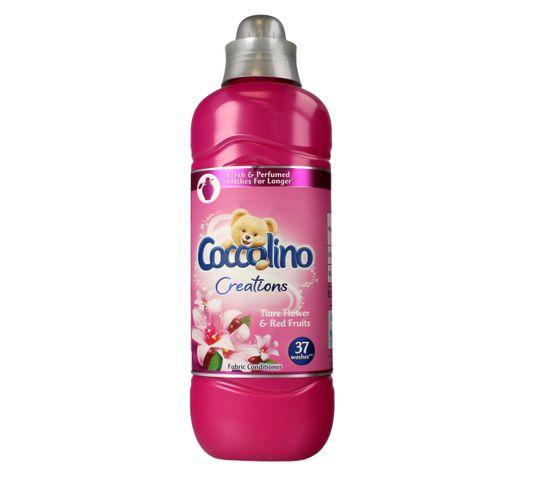 Coccolino Creations płyn do płukania tkanin Tiare Flower & Red Fruits (37 prań) 925 ml