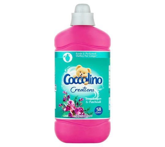 Coccolino płyn do płukania tkanin Creations Snapdragon & Patchouli 1450 ml
