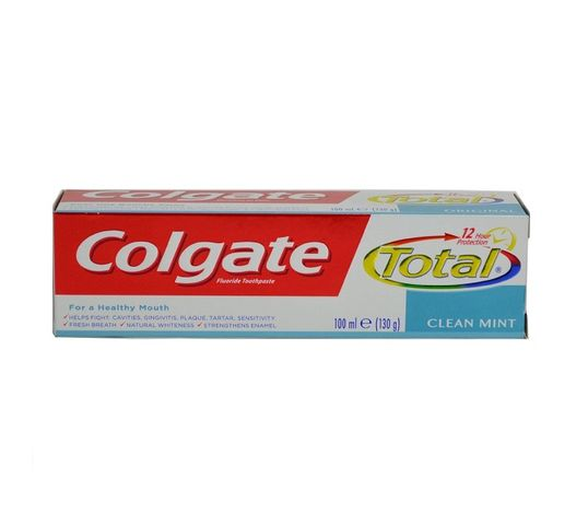 Colgate Total12 Clean Mint pasta do zębów 100ml