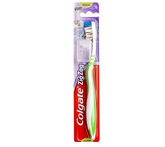 Colgate Zig Zag szczoteczka do zębów Medium 1szt
