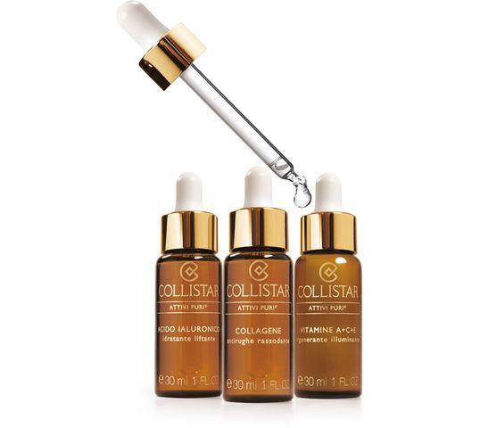 Collistar Attivi Puri Collagen Anti-Wrinkle Firming Eliksir ujędrniający z kolagenem 30ml
