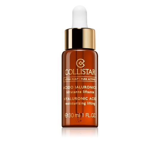 Collistar Attivi Puri Hyaluronic Acid Moisturising Lifting serum do twarzy 30 ml