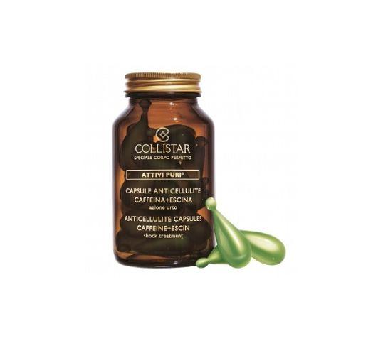Collistar Attivi Puri kapsułki antycellulitowe z kofeiną