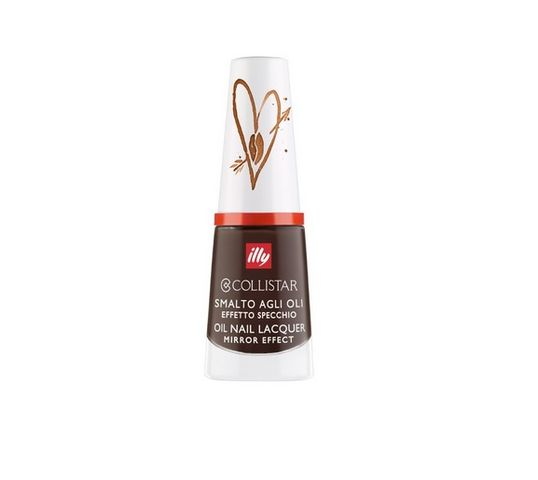 Collistar Illy Oil Nail Lacquer Mirror Effect lakier do paznokci 320 Ristretto 6ml