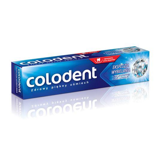 Colodent Eksplozja Wybielania pasta do zębów wybielająca 100 ml