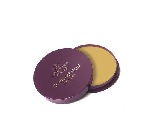 Constance Carroll Compact Refill Powder – puder w kamieniu nr 33 Saffron Glow (12 g)