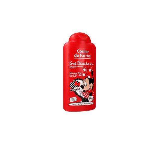 Corine de Farme Minnie 2w1 szampon i żel pod prysznic 250 ml