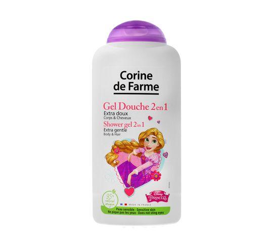 Corine de Farme Princess Żel w1 Poziomka 250 ml