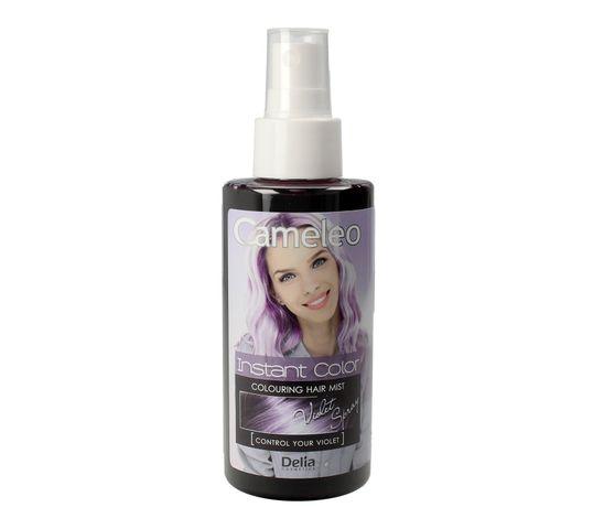 Delia Cosmetics Cameleo Płukanka do włosów w sprayu Violet 150 ml