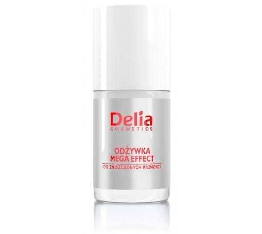 Delia Cosmetics Odżywka do paznokci Mega Effect 11 ml