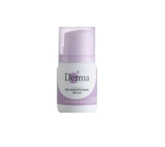 Derma Eco Woman Ansigtscreme krem do twarzy cera sucha 50ml