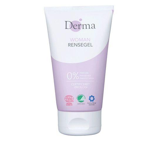 Derma Eco Woman Rensegel żel do mycia twarzy 150ml