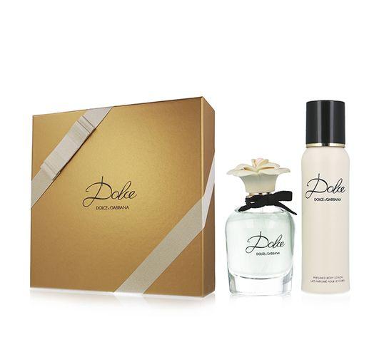 Dolce&Gabbana Dolce zestaw woda perfumowana spray 50ml + balsam do ciała 100ml