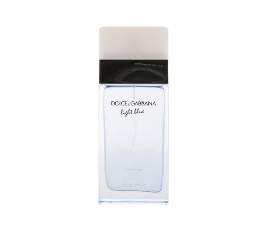 Dolce&Gabbana Light Blue Love In Capri Woman woda toaletowa spray 50ml