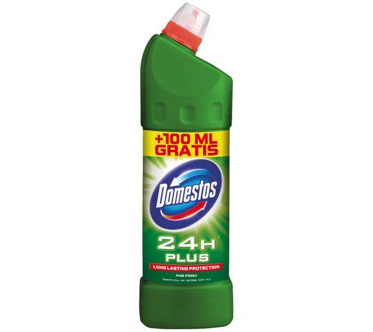 Domestos Pine Fresh płyn WC czyszcząco dezynfekujący 650 ml + 100 ml