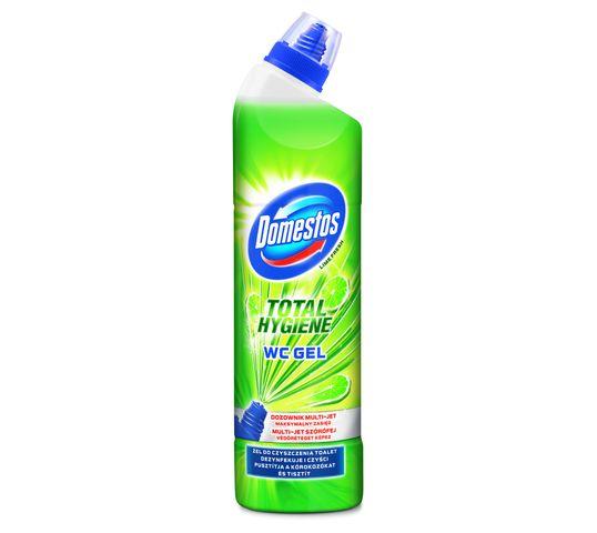 Domestos Total Hygiene żel do WC Lime Fresh 700 ml