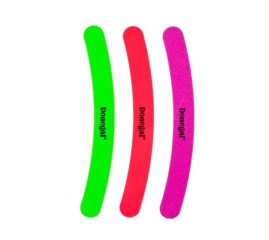 Donegal pilnik papierowy Neon Play zakrzywiony (2044) 1 szt.