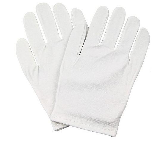 Donegal rękawiczki bawełniane kosmetyczne bawełniane (6105) 1 szt.