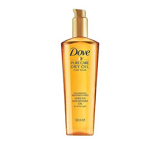 Dove Advanced Hair Series Pure Care Dry Oil olejek do włosów 100ml