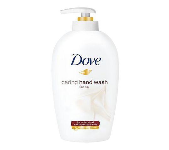 Dove Caring Hand Wash Fine Silk pielęgnujące mydło w płynie 250ml